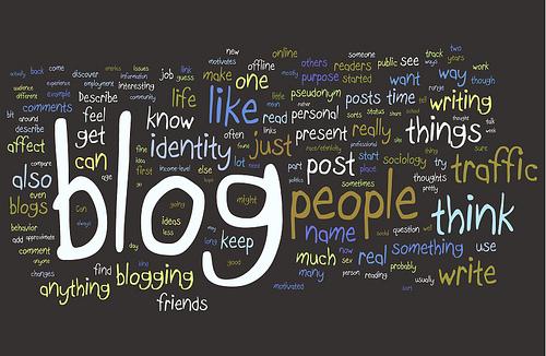 blogging technology