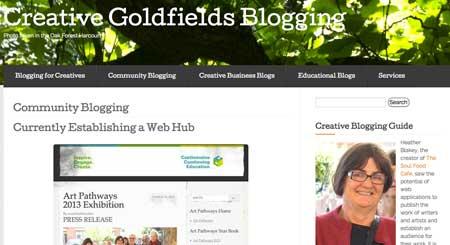 CreativeBlogging